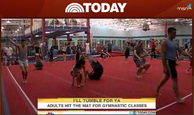 Chelsea piers adult gymnastics